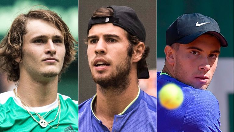 Who S In Shape To Reach Inaugural Season Ending Next Gen Atp Finals