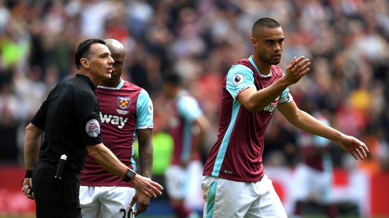 West Ham defender Winston Reid is calling for a fight-back against Bournemouth