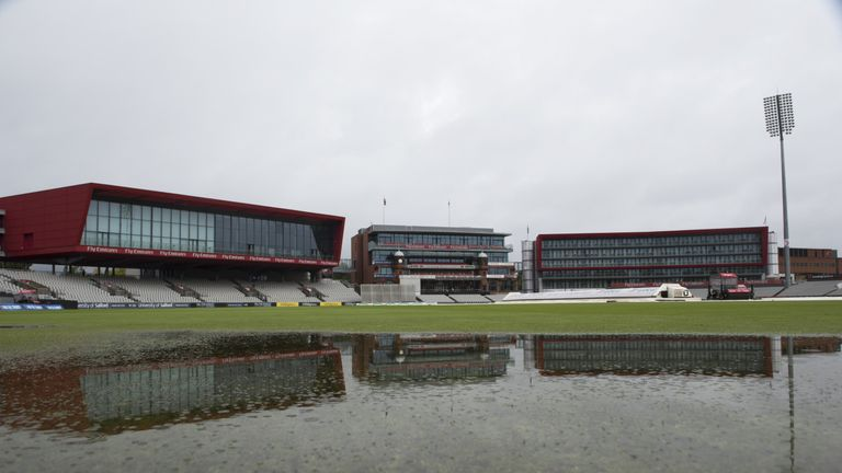 MCC chief executive Guy Lavender claims adverse weather is an 'enormous issue' for cricket