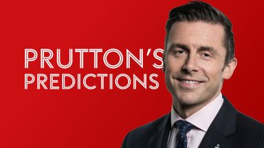 Prutton's EFL predictions