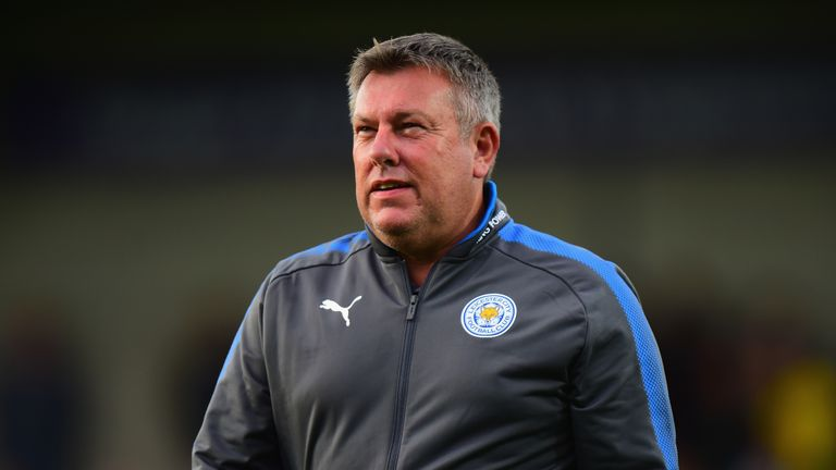 Craig Shakespeare was sacked by Leicester earlier this week