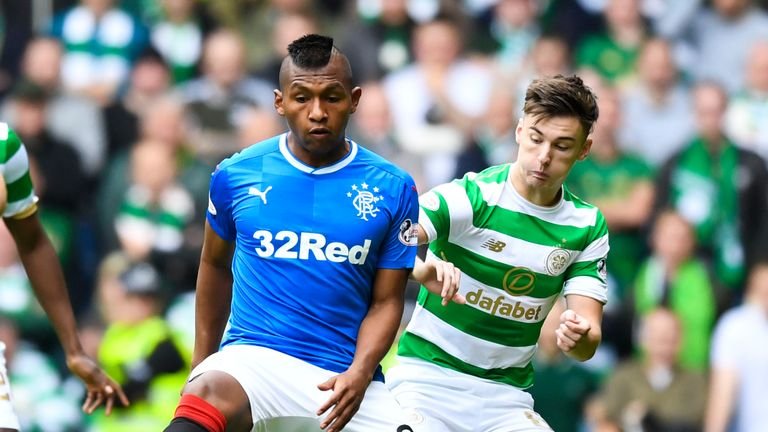 Morelos is due to play in Rangers' Scottish Cup tie at Highland League team Fraserburgh on Wednesday night