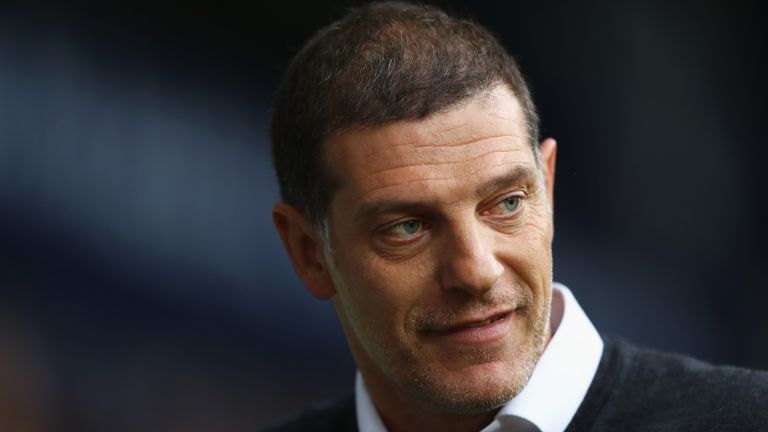 Slaven Bilic believes Burnley boss Sean Dyche is good enough to manage England
