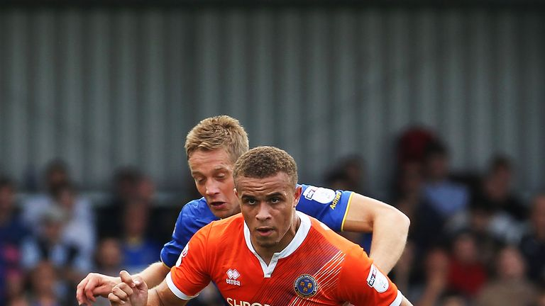 Shrewsbury Town are flying high in Sky Bet League One