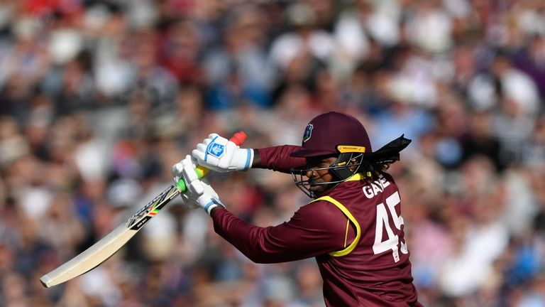 Chris Gayle is back in the Windies squad