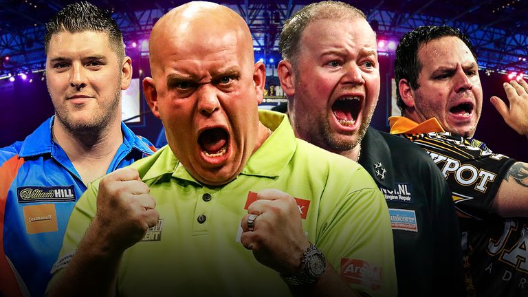 Sky Sports will continue to showcase the very best of world darts after agreeing a new seven-year deal with the PDC