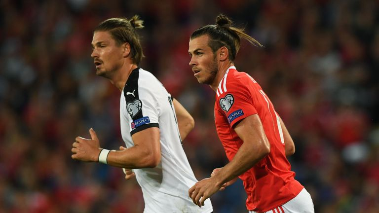 Bale believes Wales can still finish top of their qualification group