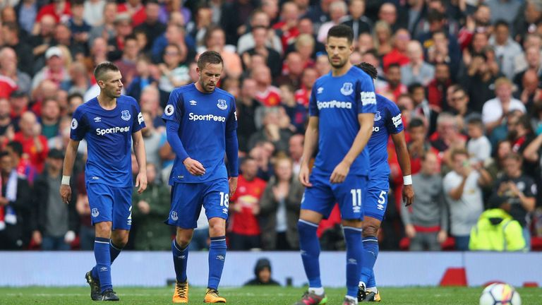 Everton only have eight points from their first eight games but Gylfi Sigurdsson believes they are not too far away from getting better results