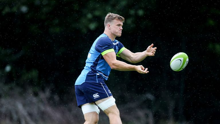 Van der Flier made an astounding amount of tackles in the tight victory over Connacht
