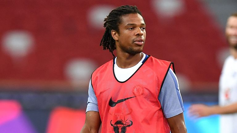 Loic Remy has endured a frustrating loan spell at Las Palmas
