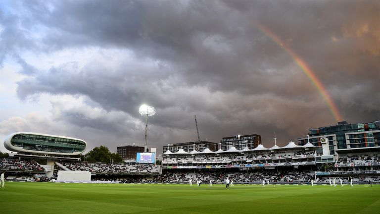English cricket's support for the Rainbow Laces campaign has reached a global audience through media coverage