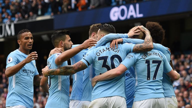 Goater believes a win for City on Sunday will all-but end the Premier League title race