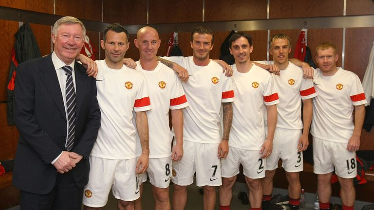 Giggs does not believe the Class of '92 model is replicable today