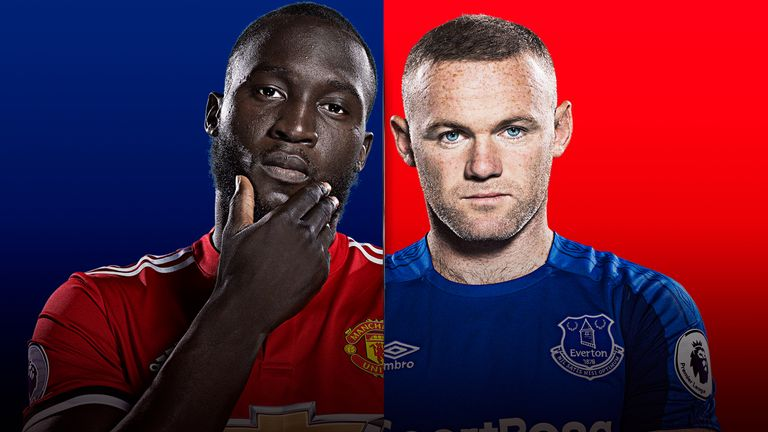 Manchester United v Everton is live on Sky Sports Premier League