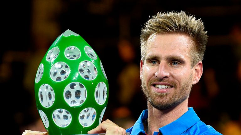 Peter Gojowczyk also claimed his maiden ATP tour title at the  ATP Moselle Open in Metz