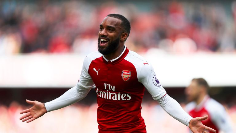 Alexandre Lacazette is a 11/4 shot to open the scoring