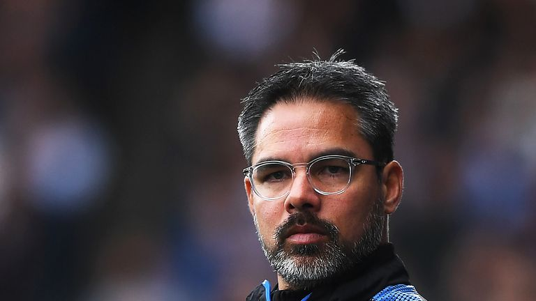 Wagner's Huddersfield were the better side against United
