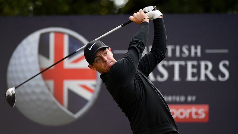McIlroy mixed four birdies with a sole blemish during the opening round
