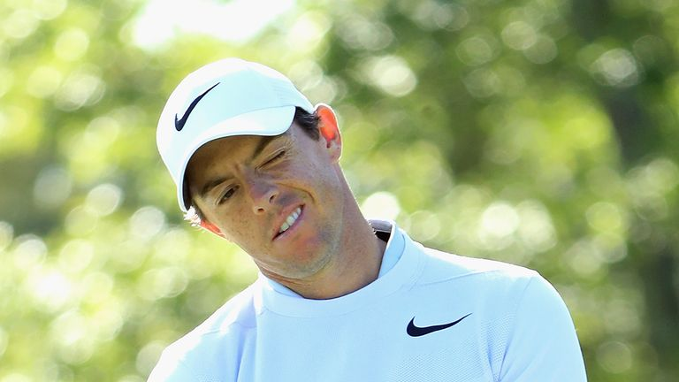 McIlroy is not slated to play in the WGC-Mexico Championship