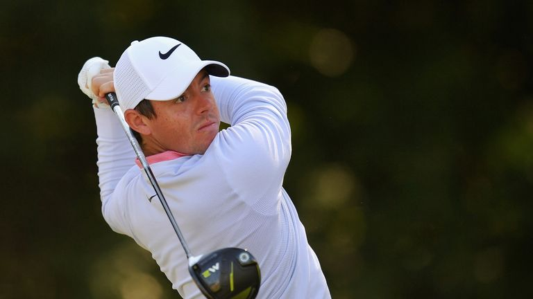 McIlroy could play nine events in 10 weeks if he tees up in the two WGCs in the spring