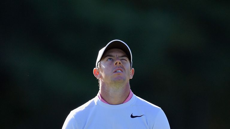 Rory McIlroy is set to play at least seven tournaments ahead of the Masters