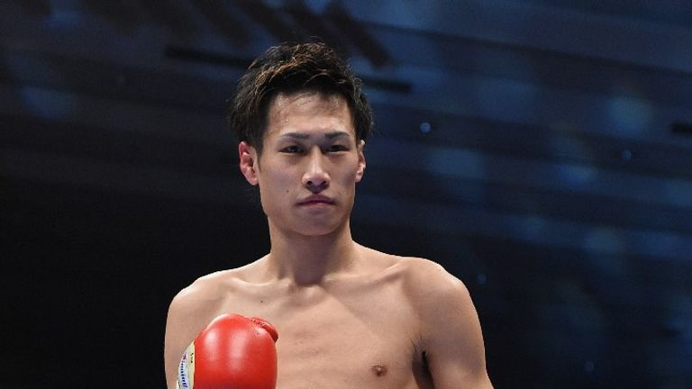 Sho Ishida will be boxing outside Japan for the first time (@boxingmobile)