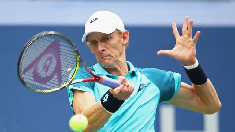 Anderson was outclassed by top-ranked Nadal