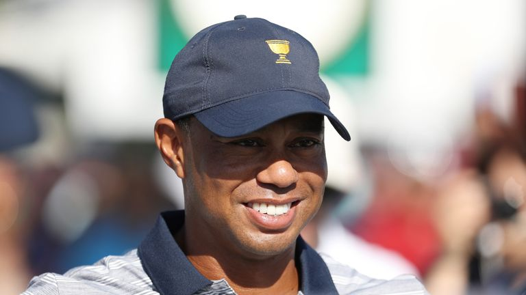 Woods has dropped outside the top 1000 in the world rankings