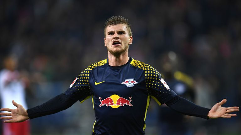 Timo Werner has been linked with a move to Atletico Madrid