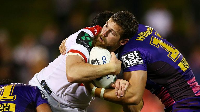 Will Matthews has been released by Widnes and is returning home to Australia