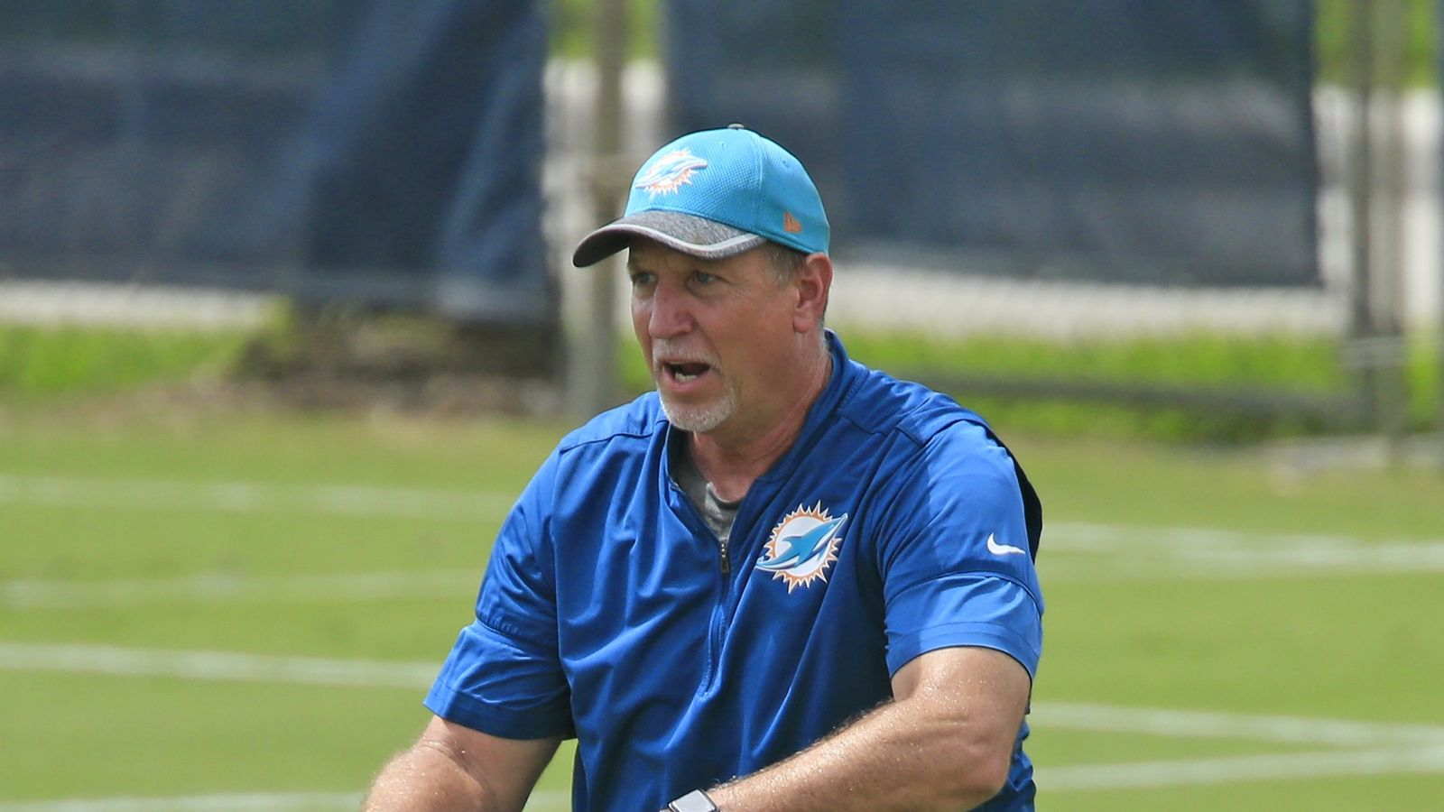 Chris Foerster resigns as Miami Dolphins offensive line ...