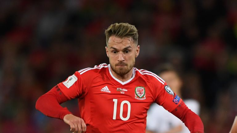 Aaron Ramsey will not feature for Wales in the China Cup