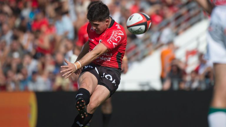 Anthony Belleau has established himself as Toulon's first-choice number 10