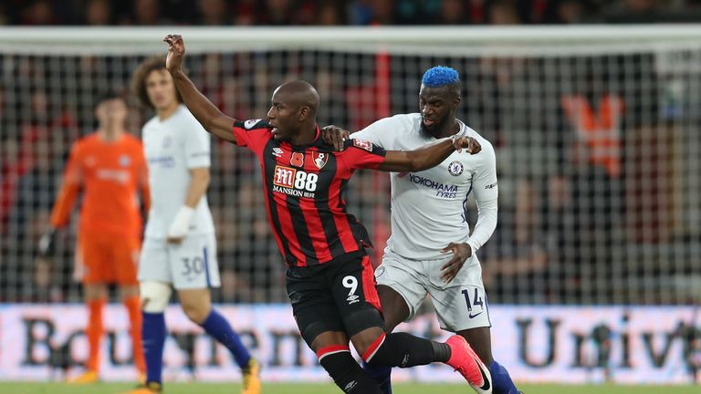 Eddie Howe says Bournemouth have received no offers for Benik Afobe