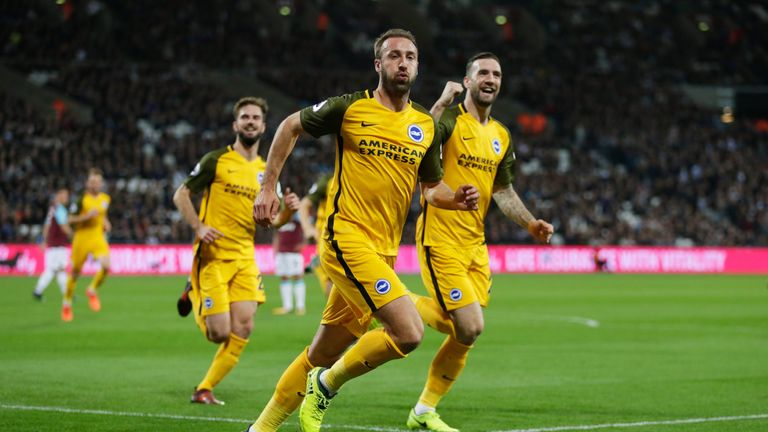 Glenn Murray has hit form for Brighton
