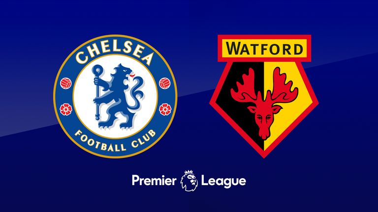 Chelsea Host Watford Live On Sky Sports Premier League From  Am