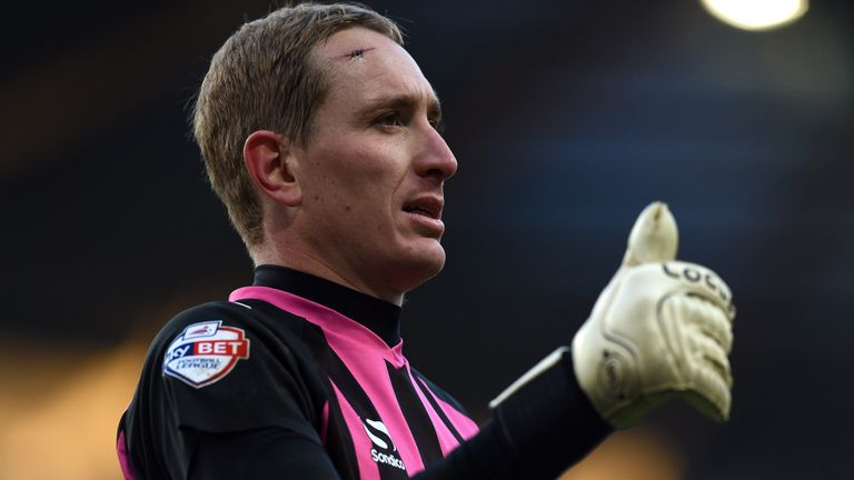 Chris Kirkland says talking about his problems helped him