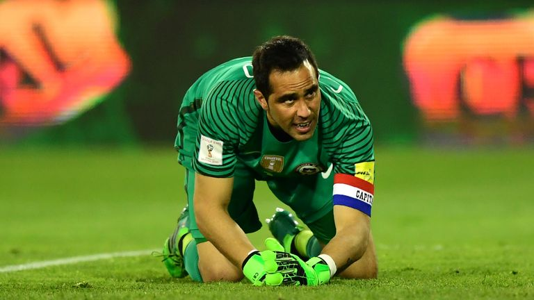 Claudio Bravo's side fail to qualify for the 2018 World Cup with defeat to Brazil