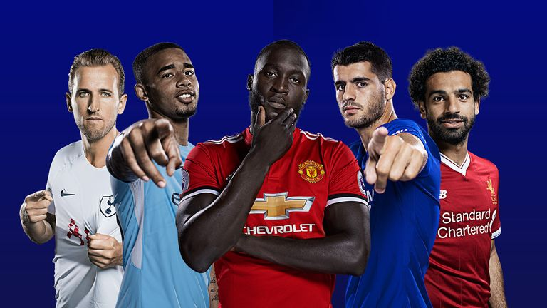 Man Utd v Man City and Liverpool v Everton are among the Premier League games live on Sky Sports in December