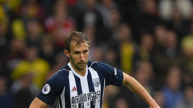 Craig Dawson is out for West Brom