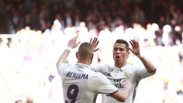 The pair have scored just twice in La Liga this season between them