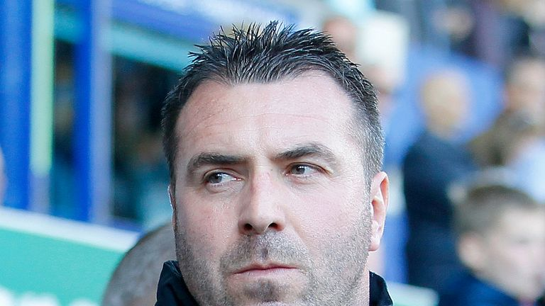 David Unsworth is currently in temporary charge of Everton