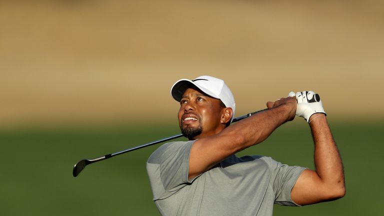 Woods revealed he has been struggling with back pain since 2013