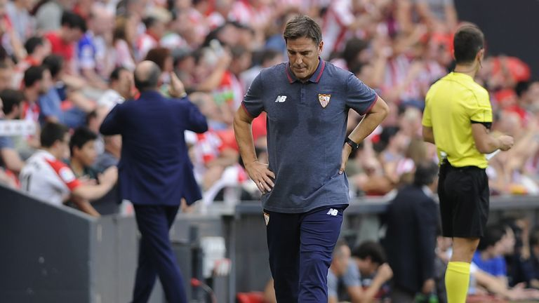 Eduardo Berizzo could also be an option for Arsenal