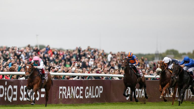Enable: Was star of the show at Cartier Awards