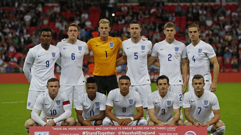 Jones, Cahill and Stones should start for England in Russia, according to Merse