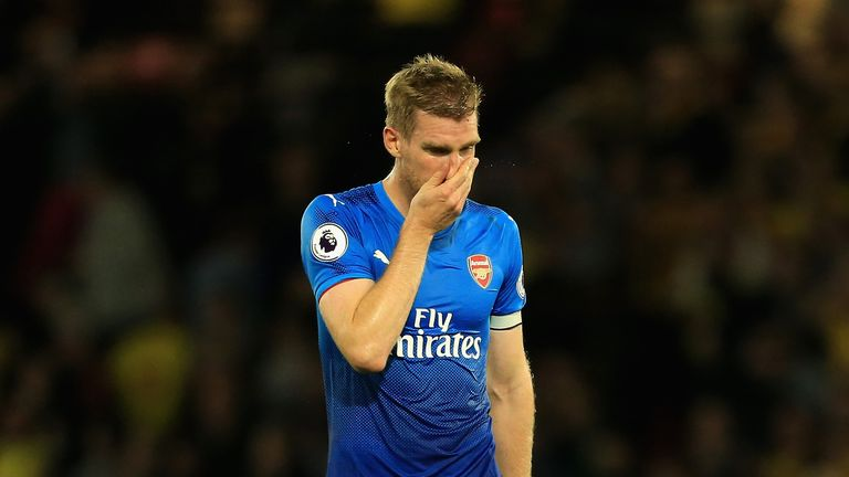 Per Mertesacker says professional football has been a mental and physical