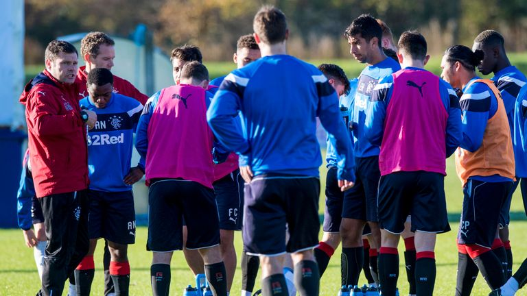 Murty has praised the professionalism of the squad
