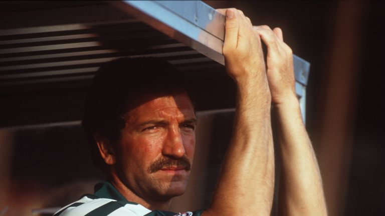 Souness was Liverpool manager from 1991 to 1994