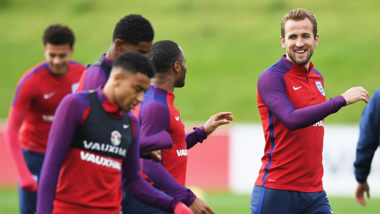 England face Slovenia and Lithuania in World Cup Qualifiers this week